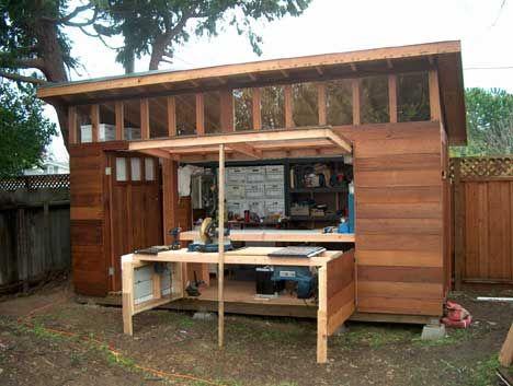 backyard shed designs | Integrating Your Garden Shed Design Into .