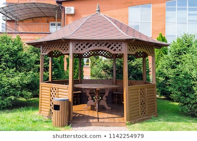 Garden Shelter Images, Stock Photos & Vectors | Shuttersto
