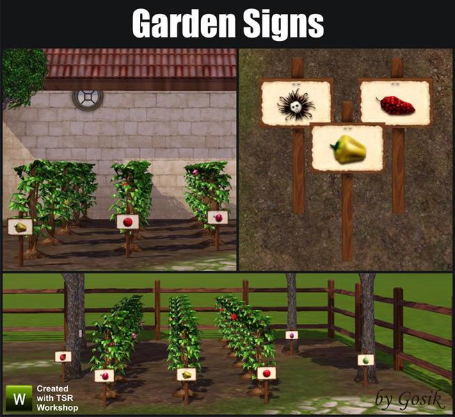 Gosik's Garden Sig