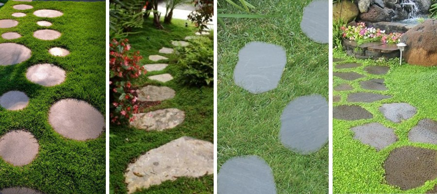 10 Benefits of Natural Stepping Stones in Gard