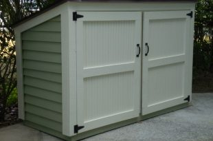 Small Outdoor Storage Sheds - Traditional - Garden Shed and .