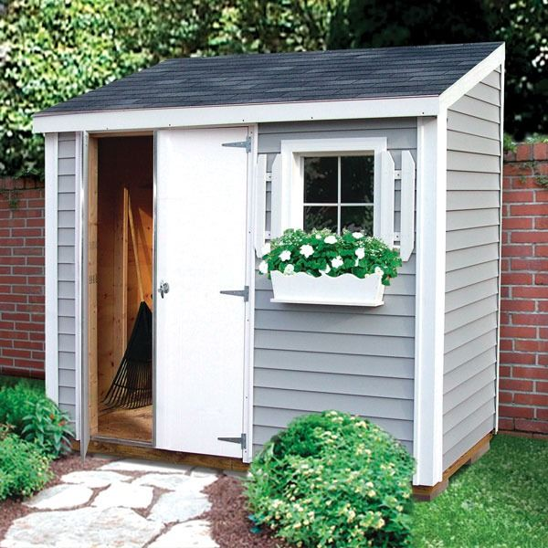10 Great Storage and Organization Ideas for Garden Sheds .