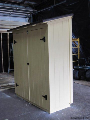 Shed Plans Buy or Build | Garden storage shed, Narrow shed, Shed .