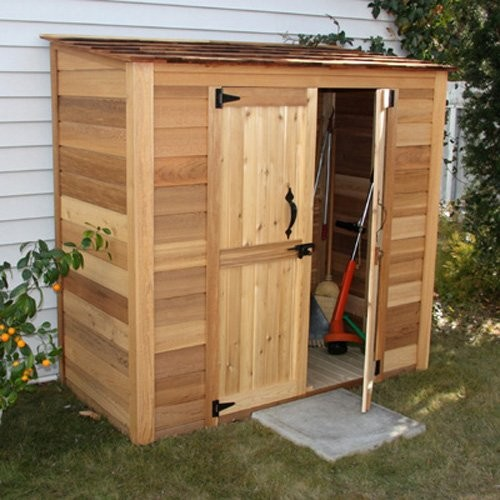 Tool Storage: Lawn Tool Stora