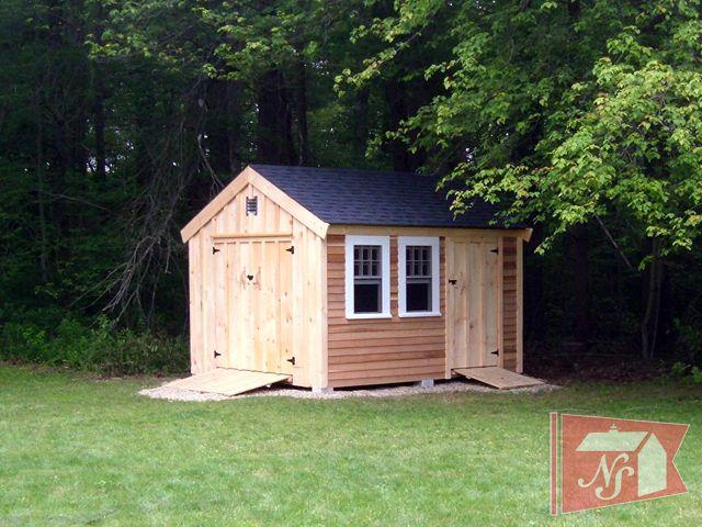 decorative shed ideas | Nantucket Sheds,custom sheds,garden sheds .