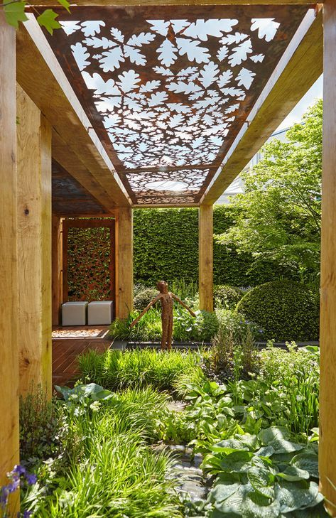 36 Amazing Garden Structure Design Ideas | Small garden design .