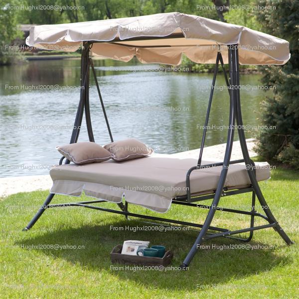 China Metal Garden Swings (QF-6311A) - China Patio Swing Chair(Qf .