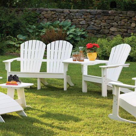 Garden Furniture - Chairs, Tables & More | Gardener's Ed
