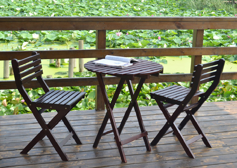China Outdoor Coffee Table and Chairs Folded Table and Chairs .