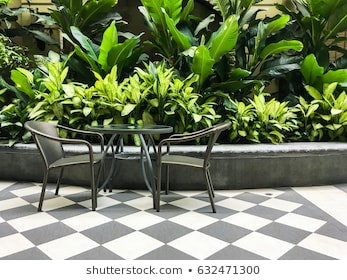 Outdoor Tiles Garden Images, Stock Photos & Vectors | Shuttersto