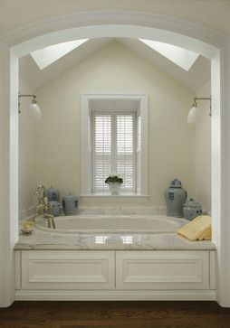 Garden Tub Surrounds Design Ideas, Pictures, Remodel, and Decor .