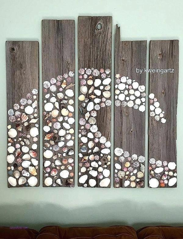 Outdoor wall art | Seashell projects, Outdoor wall art, Seashell a