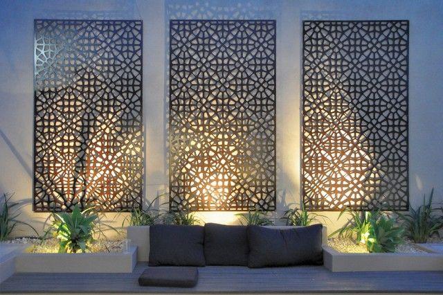 exterior wall art diy wall art for 3 piece wall art | Garden wall .
