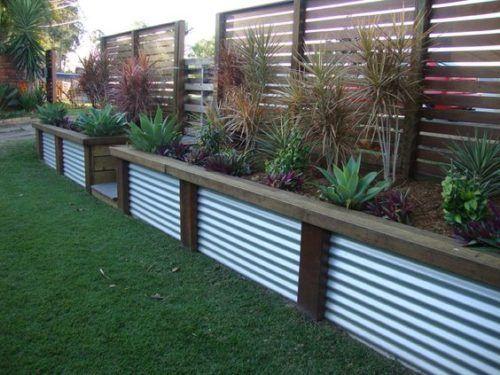 Top 10 Ideas For DIY Retaining Wall Construction | Backyard .