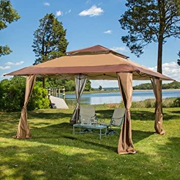Amazon.com : 13 x 13 Pop-Up Canopy Gazebo. Great for Providing .