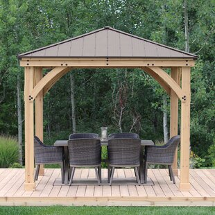 Wood Gazebo Kits | Wayfa