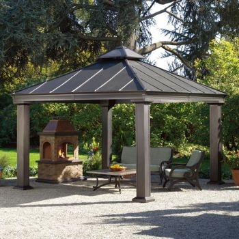Metal Gazebo Kits : Affordable Custom Ma