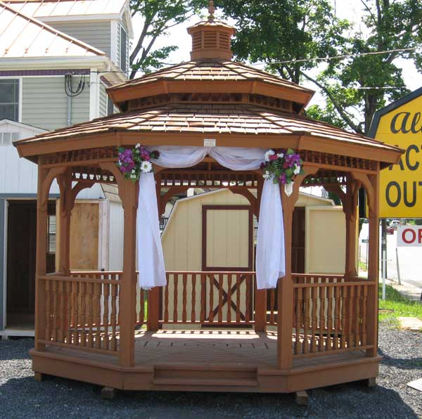 Best Prices on High-Quality Gazebo Kits for Sale | Prefab Gazebo .