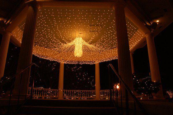 20 Amazingly Gorgeous Gazebo Lighting   Gazebo lighting, Rustic .