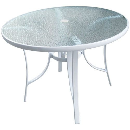 Glass patio table provide comfort at outdoor | Outdoor tables .