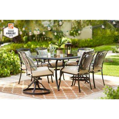 Hampton Bay - Rust resistant - Patio Dining Sets - Patio Dining .