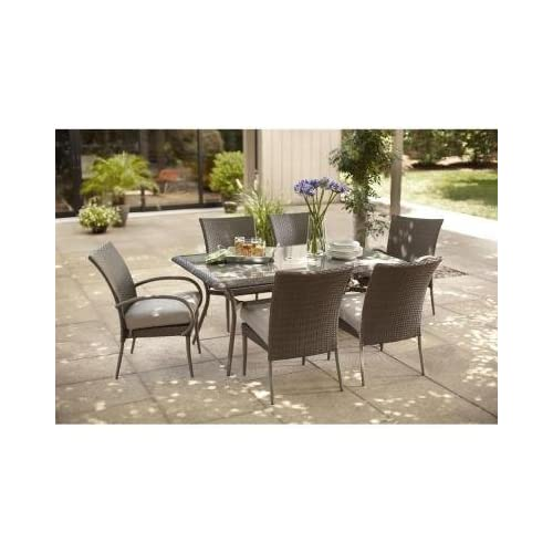 Hampton Bay Patio Set: Amazon.c