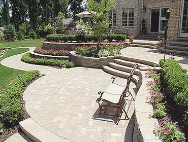 Hardscape Design & Installation Los Angeles | Noah Construction .