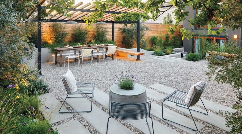 Transform a Yard with These Genius Hardscape Ideas - Sunset Magazi