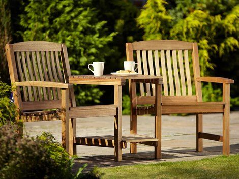 Hartman Chartwell Companion Seat | Outdoor furniture sets, Garden .