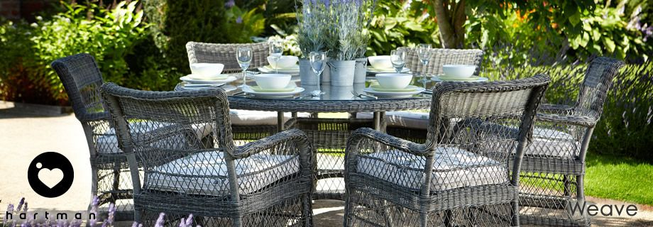Weave Hartman Garden Furniture | Outdoor decor, Outdoor furnitu
