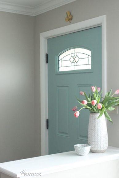 How to Choose the Perfect Front Door Color | Front door colors .