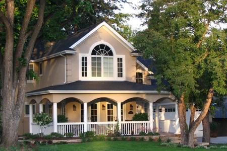 Exterior Home Design Ideas - House Plans and Mo