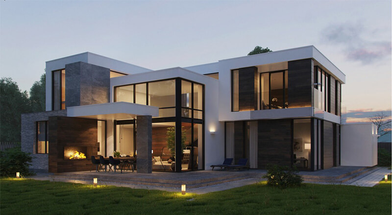 How to Get the Best Home Exterior Design - C