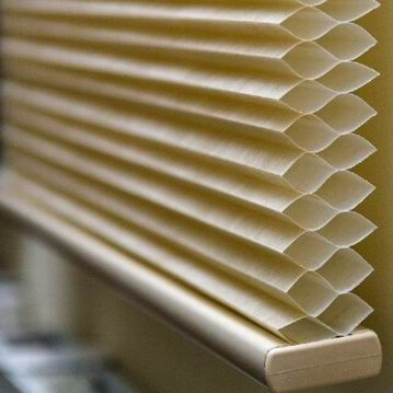 Cellular Shades | Energy efficient shades, Energy efficient window .