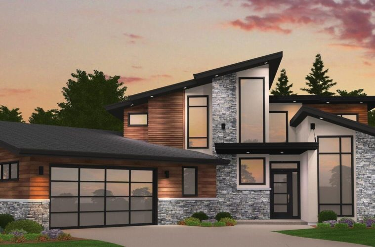 Contemporary and Modern House Design Ideas - The Architecture Desig