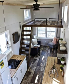 49 Cool Tiny House Design Ideas To Inspire You - GODIYGO.C