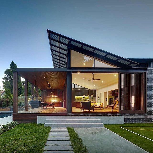 5 Modern Roof Design Ide