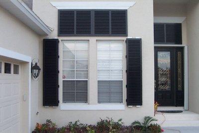 Commercial & Residential Hurricane Shutters in Orlando | S