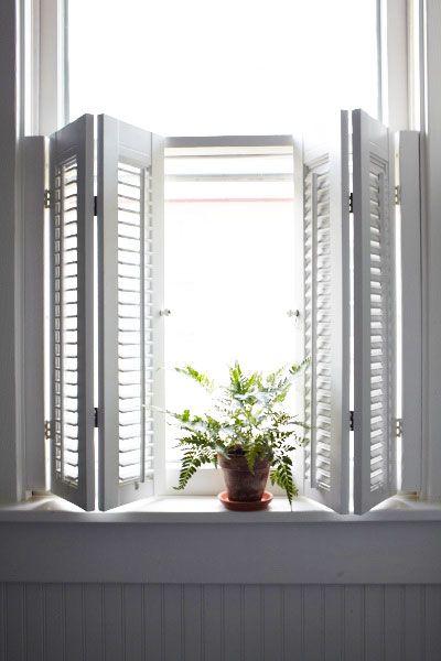 Indoor Window Shutter