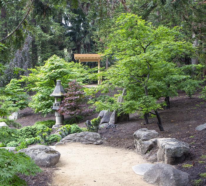 Japanese Garden - Ganna Walska Lotusla