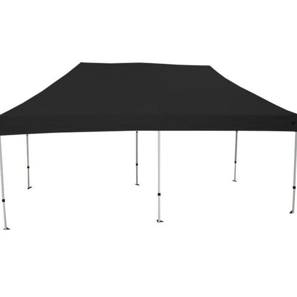 King Canopy Athena 10 ft. x 20 ft. White Frame Instant Pop Up Tent .