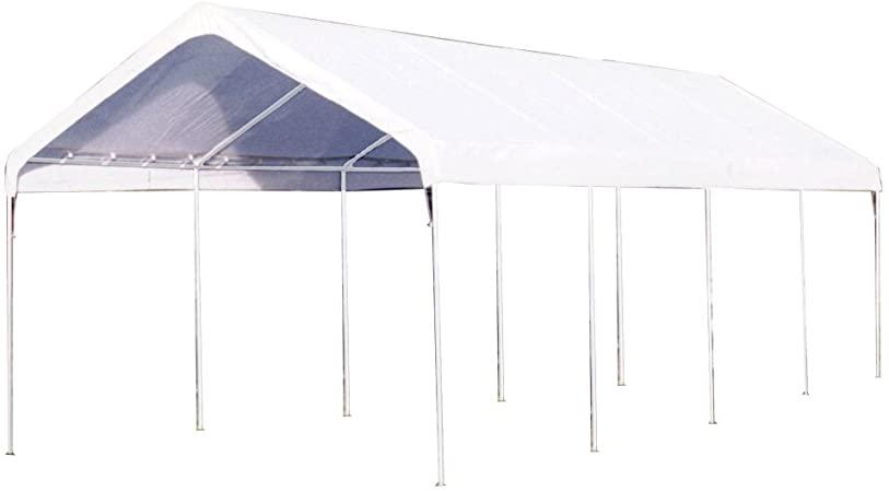 Amazon.com : King Canopy C81027PC 10-Feet by 27-Feet Universal 10 .
