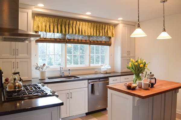 What to Consider When Selecting Window Treatments for Kitche