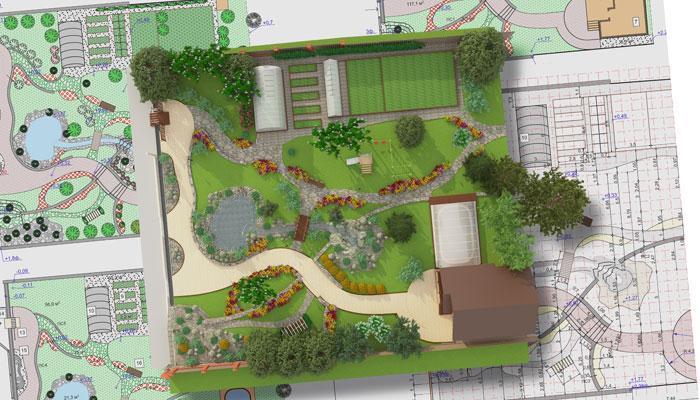 Landscape Design - Tyler's Landscapi