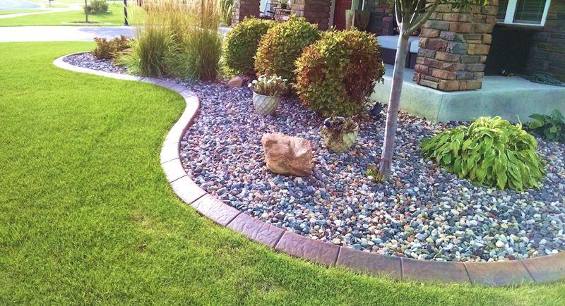 Landscape Edging Ideas - Home Improvement Bl