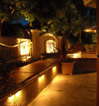 Landscape Lighting Design, Landscaper Fols