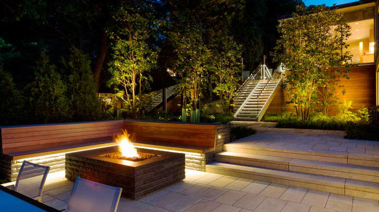 Lighting Design Considerations for Outdoor Entertaini