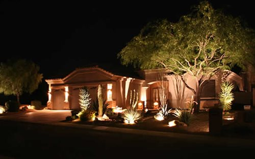 Landscape Lighting Design Tips - Landscaping Netwo