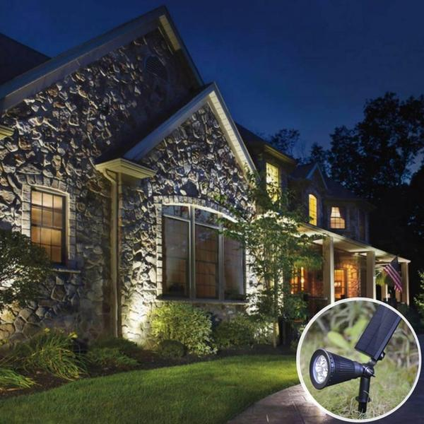 Premium Solar-Powered Landscape Sensor Lights – Next Deal Sh