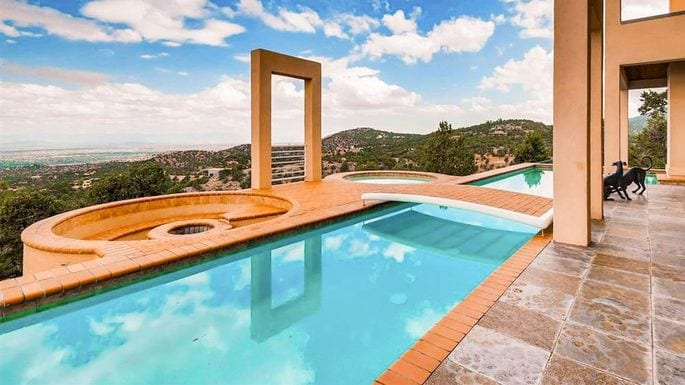 Swimming in the Lap Pool of Luxury: 8 Lap Pools Ready for a Buyer .